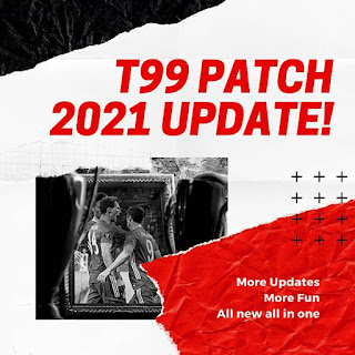 New Transfer Update Based on PES 2021 For T99 Patch V4.1 PES 2017