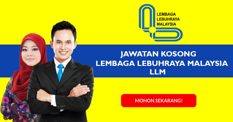 Jawatan Kosong di Lembaga Lebuhraya Malaysia LLM 2019