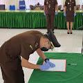Jerry Untu Resmi Jabat Kasipidum Kejari Manado