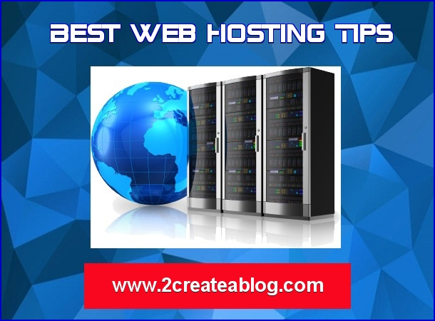 Best Web Hosting Tips;