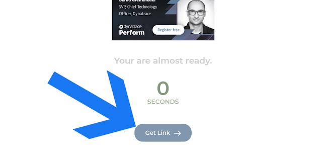 Imagem 3 - Como passar pelo protetor de links exe.io