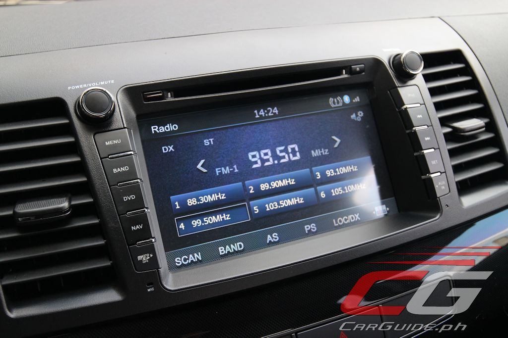 Review 2017 Mitsubishi Lancer Ex 2 0 Gt A Philippine Car News Car Reviews Automotive