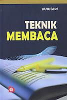AJIBAYUSTORE Judul Buku    :    Teknik Membaca