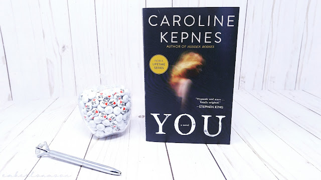 Book of the Month: January 2020 - You by Caroline Kepnes
