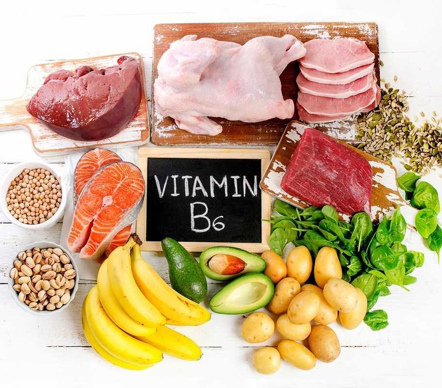 12 Benefícios da Vitamina B6 (piridoxina)