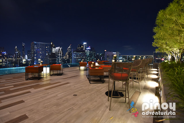 BEST ROOF TOP BARS IN BANGKOK