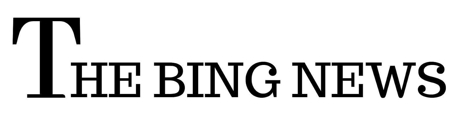 The Bing News - Breaking news, Sports News Update