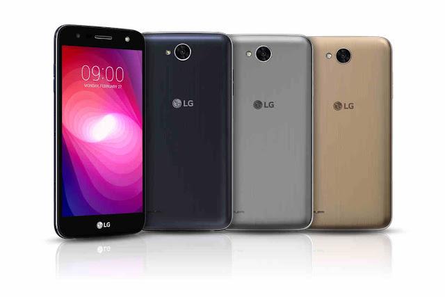LG perkenalkan X power 2, Baterai Jumbo Dengan OS Android Nougat