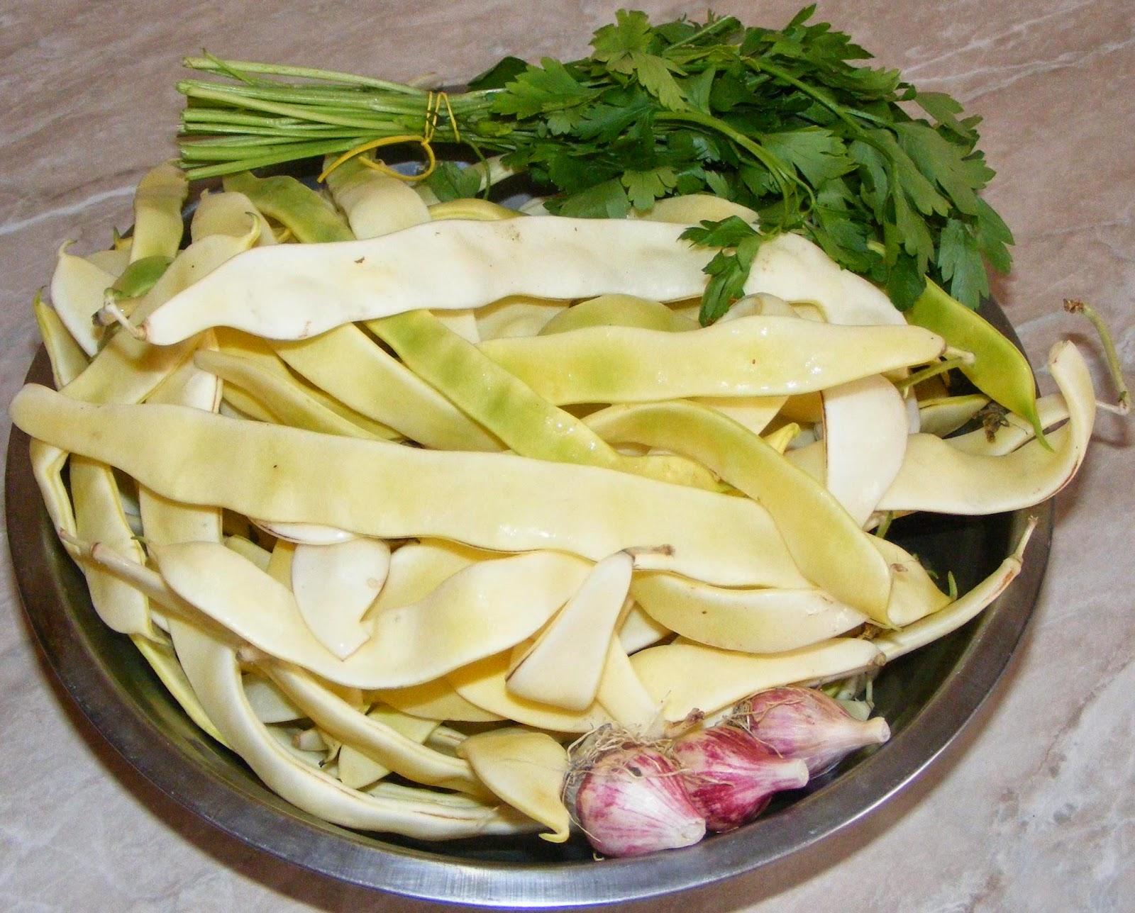 Salata de fasole verde ingrediente reteta,