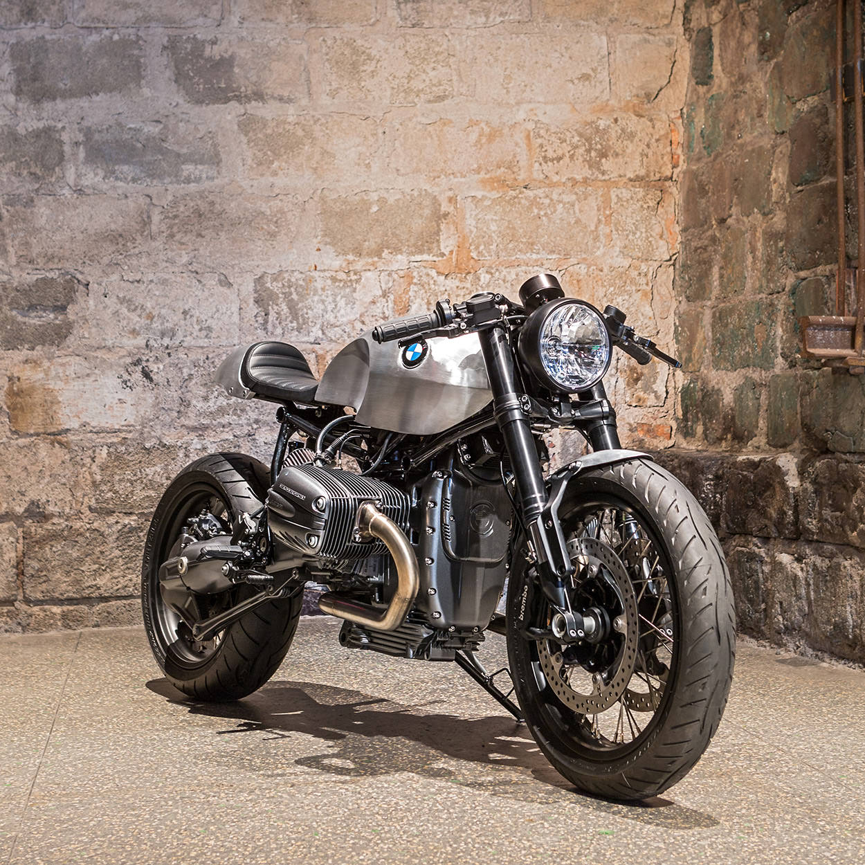 Eccezionale Racing Cafè: BMW R 1150 Cafè Racer by Unique Custom Cycles OV81