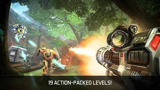 nova gameloft