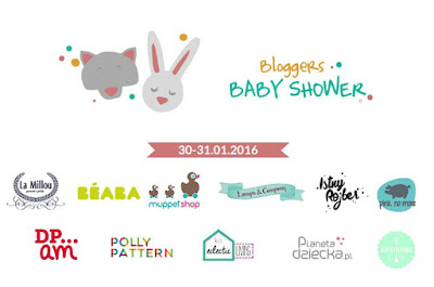 bloggers baby shower