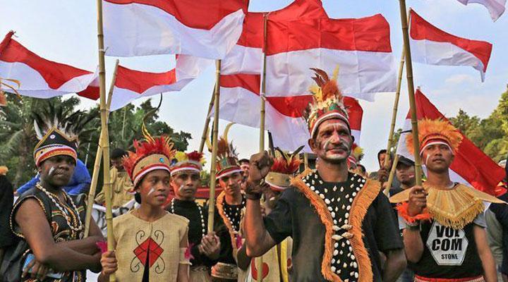 Referendum Tidak Relevan Selesaikan Masalah Papua