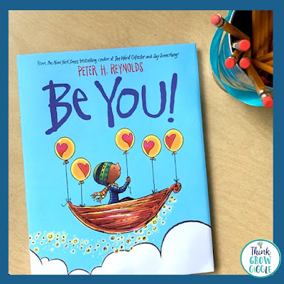 be you! peter reynolds uplifting book for kids