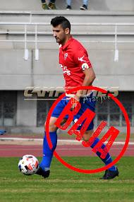 Miguel Angel Fútbol Aranjuez