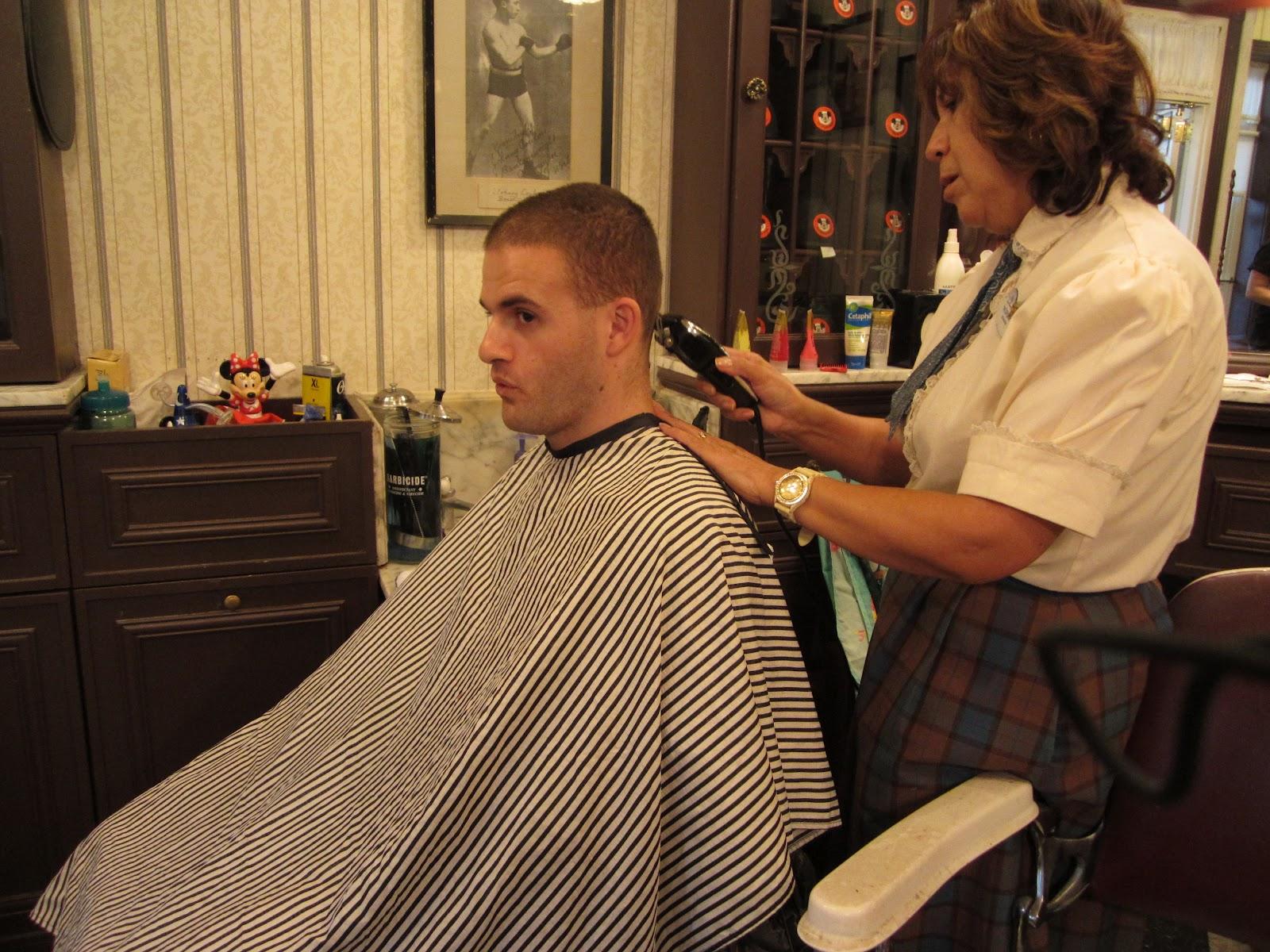 Female Haircut Stories Barbershop Holidays