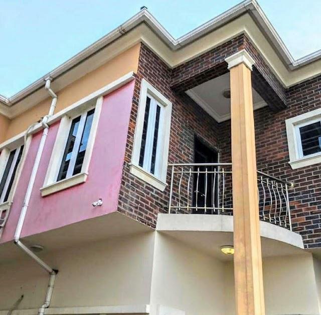 ORAL ESTATE: Fully Furnished 4 bedroom duplex with BQ