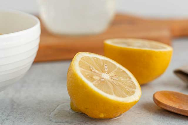 ماسك الليمون والصبار