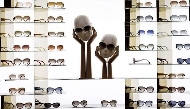 Lugares para comprar óculos escuros em San Francisco