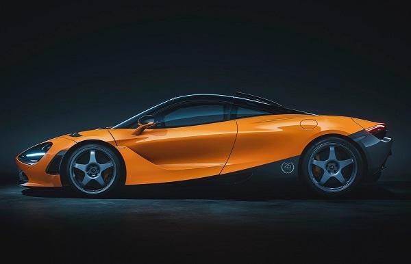 McLaren 720S Le Mans Edition
