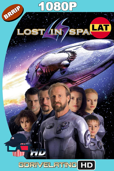 Perdidos en el Espacio (1998) BRRip 1080p Latino-Ingles MKV