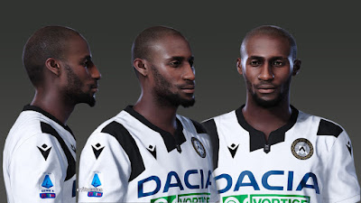 PES 2020 Faces Seko Fofana by Prince Hamiz
