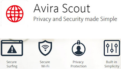 Download aplikasi Browser avira  scout terbaru