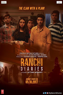 Ranchi Diaries First Look Poster