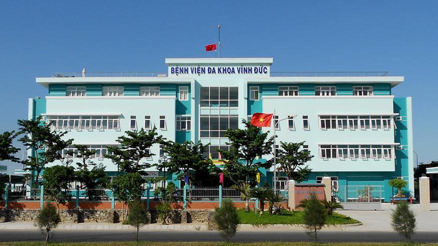 Bệnh viện đa khoa Vĩnh Đức (Vinh Duc Hospital)