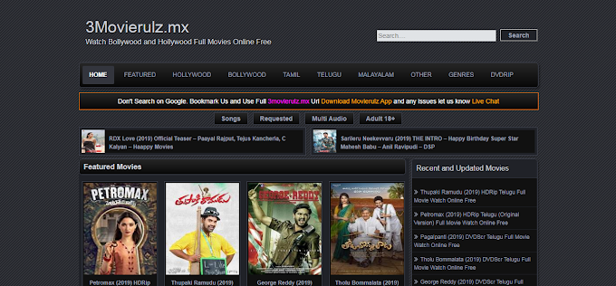 Movierulz Watch Bollywood and Hollywood Movies Online