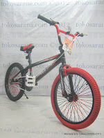 Sepeda BMX Pacific Spinix 1.0 20 Inci