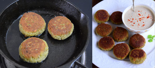 healthy falafel recipe
