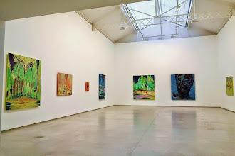 Expo : Jules de Balincourt - Blue Hours à la Galerie Thaddaeus Ropac Marais - Jusqu'au 18 octobre 2014