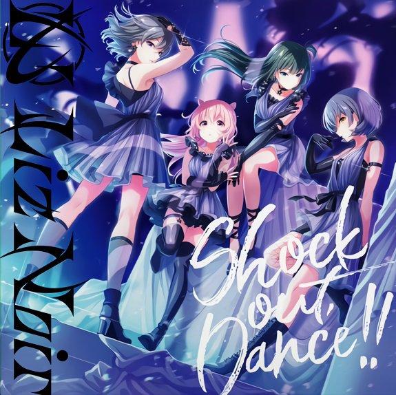 【IDOLY PRIDE】 LizNoir「Shock out, Dance!!」限定特別仕様CD [2020.08.01+MP3+RAR]