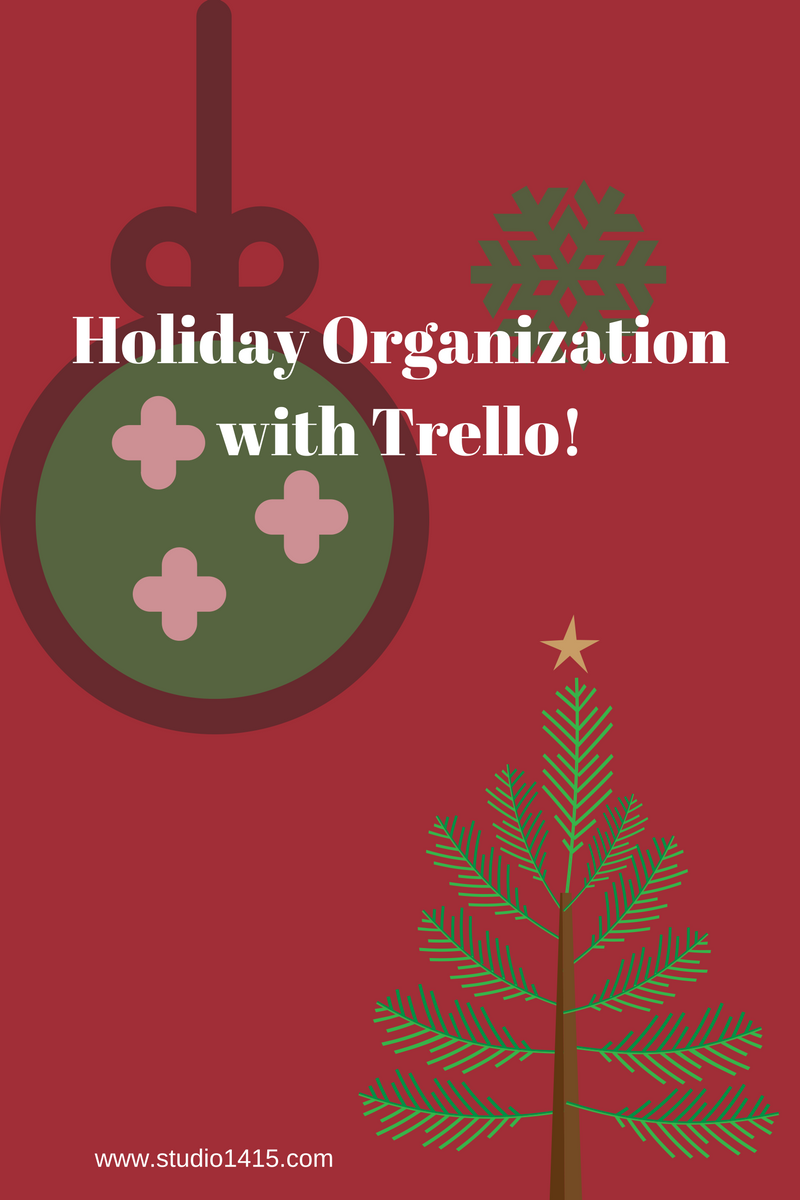 How to get organized with Trello