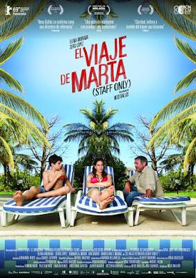 El Viaje De Marta (Staff Only) 2019 DVD R2 PAL Spanish