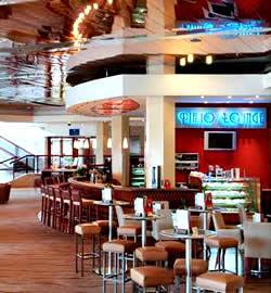 Transcorp Hilton Piano Lounge