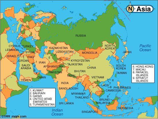 Letak Geografis Benua Australia Beserta Kondisi dan Pengaruhnya