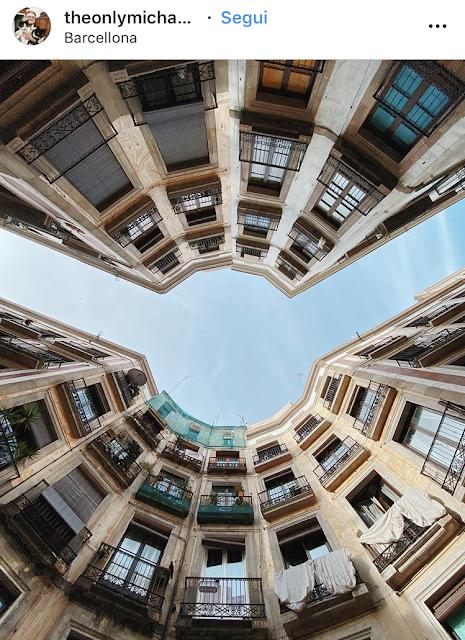 Plaça Milans di Barcellona
