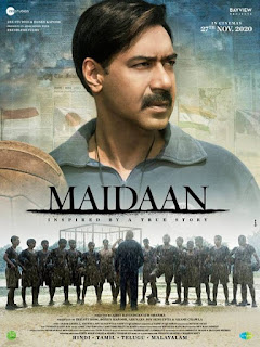 Maidaan First Look Poster 3