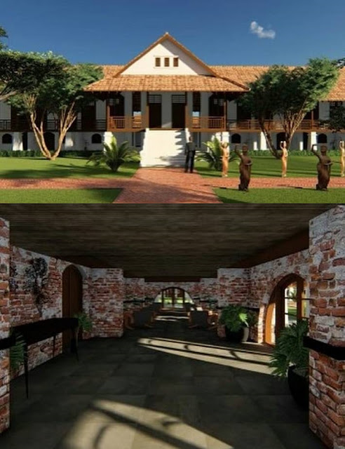 Revitalisasi Asrama Inggrisan Banyuwangi.