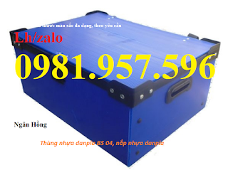 www.123nhanh.com: Tấm nhựa danpla, thùng nhựa, thùng nhựa danpla