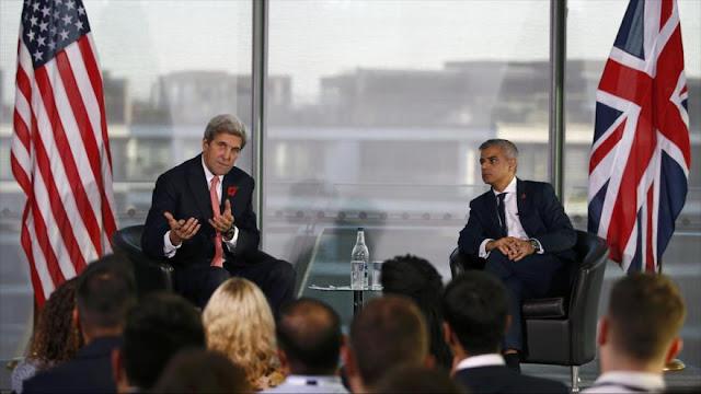 Kerry tacha de 'vergonzosos' los debates electorales de EEUU