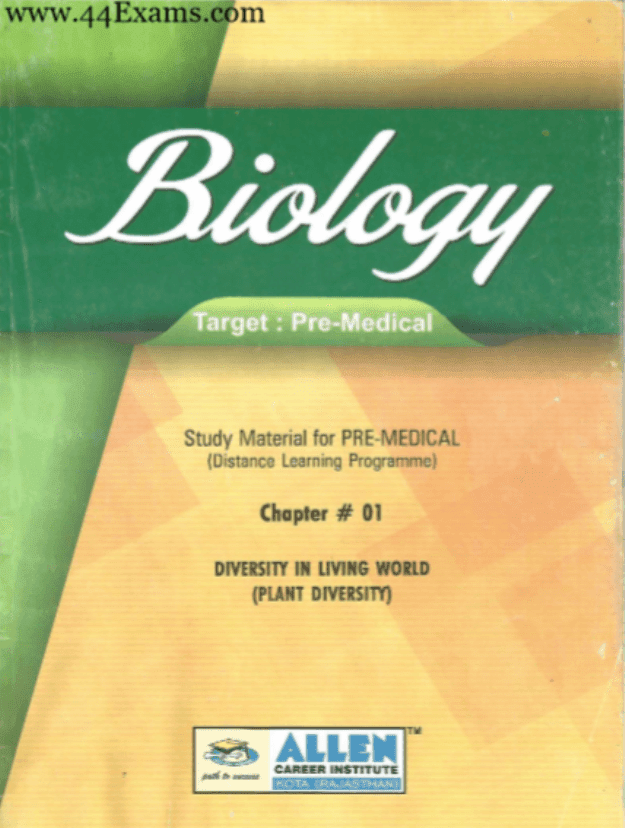 Biology-For-NEET-Exam-PDF-Book