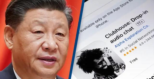 China Memblokir Aplikasi Clubhouse