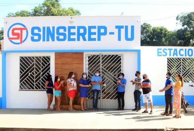 Sindicato dos Servidores Públicos Municipais de Turilândia  inaugura sede própria