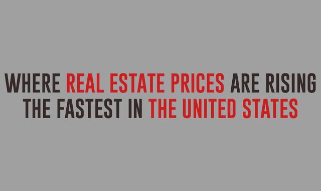 The Fastest-Growing Real Estate Markets in America