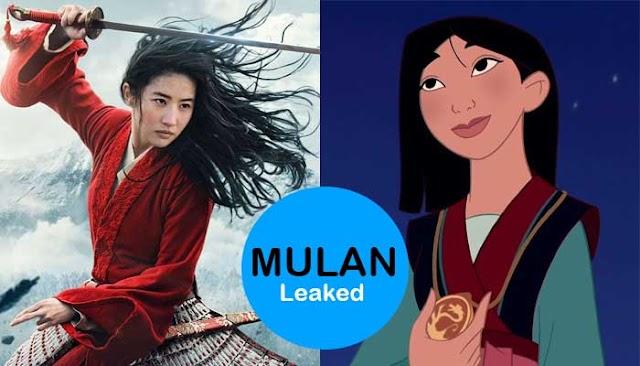 Mulan Full Movie Download 2020 (Hindi, English)