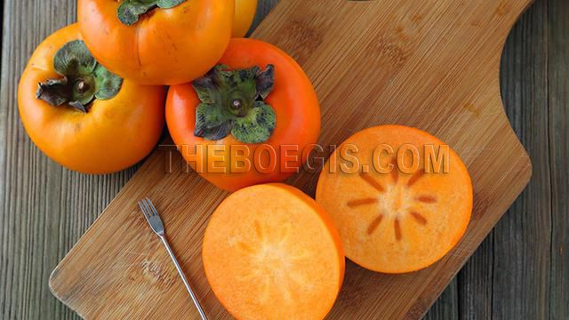 Benefits of persimmon efficacy for body health