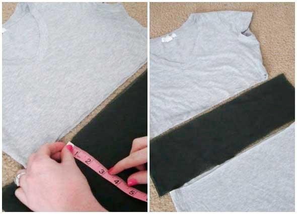 adornar, customizar, alargar, camisetas, bricomoda, labores